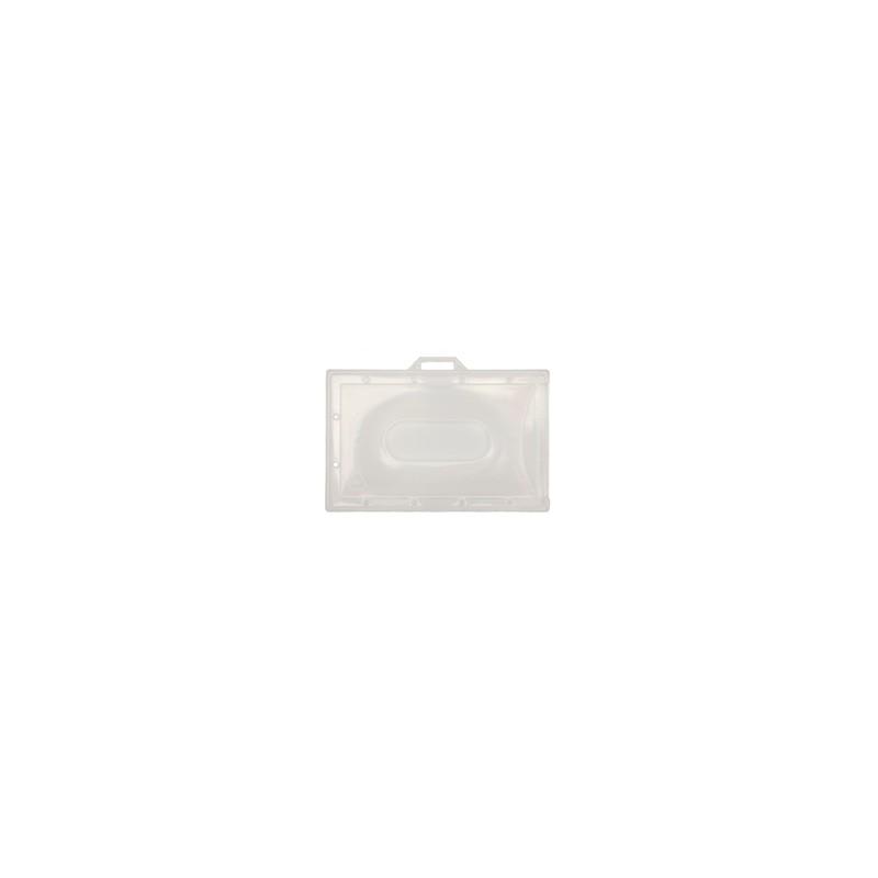 Porte badges transparent rigide gumaco - Porte badge rigide transparent ...