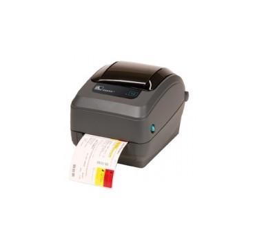 ZEBRA GX430t Thermal Transfer Label Printer, 300 dpi