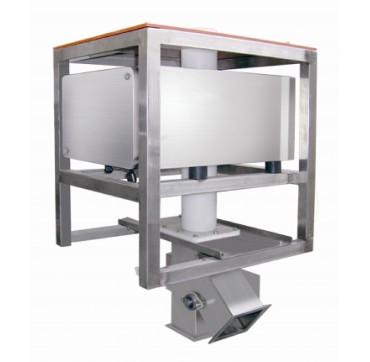 Détecteur métal p. poudres/granules