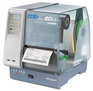 CAB EOS-4 mobile inclus Accupack 4