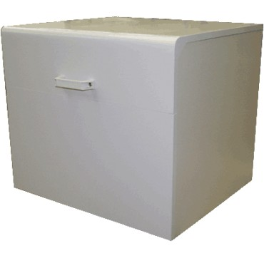 Food grade protective cabinet for laser printer AL