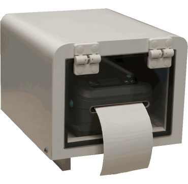 Protective cabinets for small and medium format thermal printers CIT