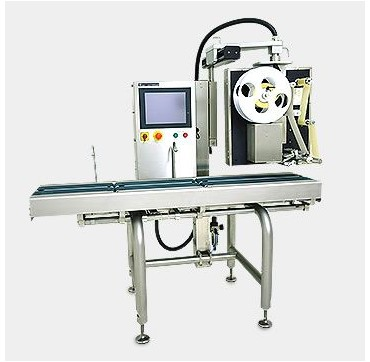 High speed dynamic weigh price labeler DIGI LI700D