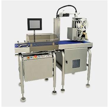 High speed dynamic weigh price labeler DIGI HI700W