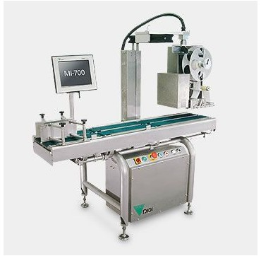 High speed dynamic weigh price labeler DIGI LI700E