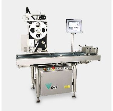 High speed dynamic weigh price labeler DIGI WI700