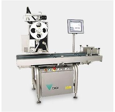 High speed dynamic weigh price labeler DIGI WI700