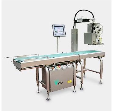 High speed dynamic weigh price labeler DIGI WIL700