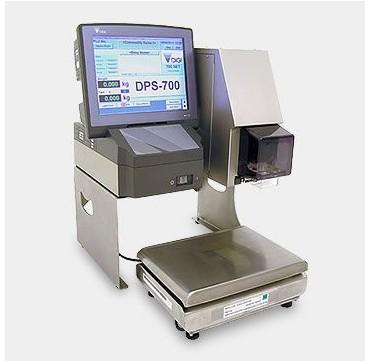 static weigh price labeler DIGI DPS700