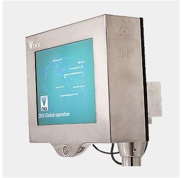 static weigh price labeler DIGI WPI701 & 702