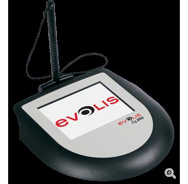Ergonomic signature pad