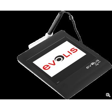 High-tech signature pad