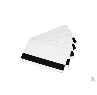 Evolis PVC card magnetic stripe HICO