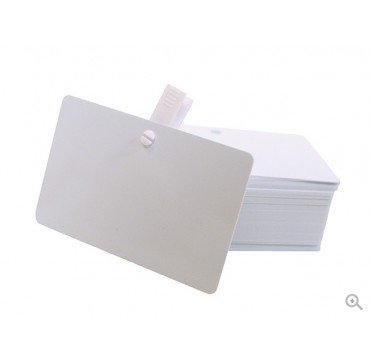 Evolis Pre-punched PVC cards