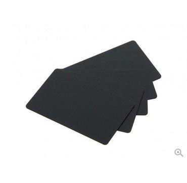 Evolis PVC mat black cards