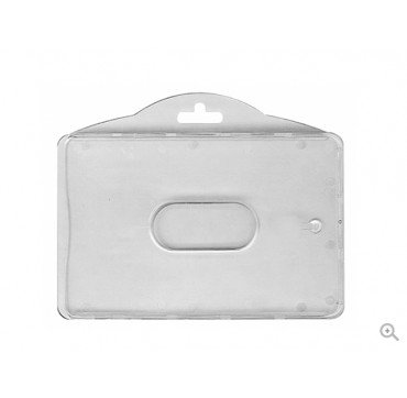 Evolis IDS 79 Clear polycarbonate badge holder