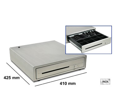 Cash drawer (stainless steel)