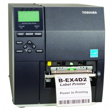 Label printer TOSHIBA B-EX4-D2