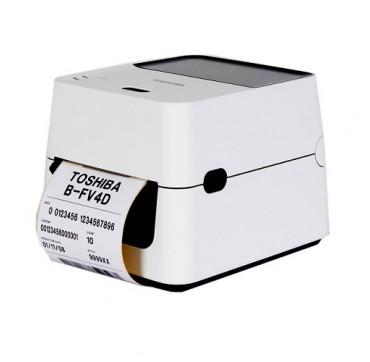 Label printer TOSHIBA B-FV4D