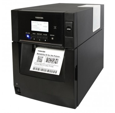Label printer TOSHIBA B-410T
