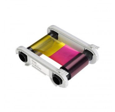 YMCKO ribbon cassette