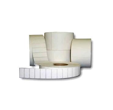 PRIMERA 38x38mm rouleau d'étiquettes blanc brillant