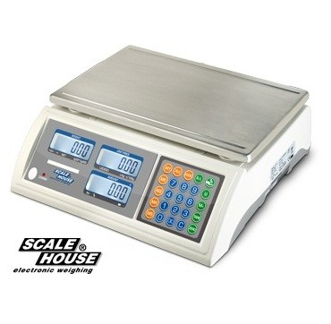Weighing without printer