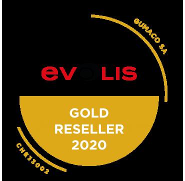 Evolis Gold Reseller 2019