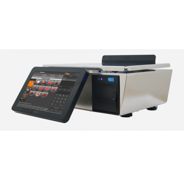 Weigher Ticketprinter