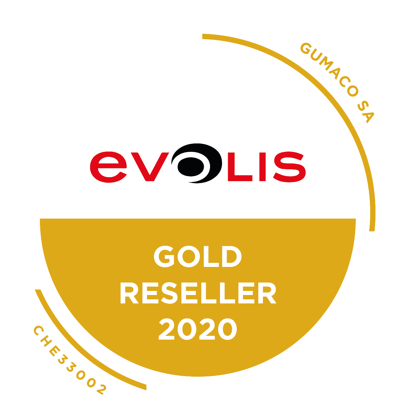 Evolis Gold Reseller 2019